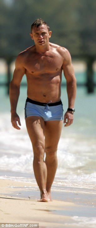 Daniel Craig will need to up his game if he returns to the Bond franchise...