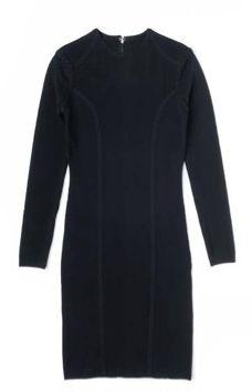 FOXY. FOXY, and it has sleeves!  Philomena Zipper Detail Dress | Silk&Burlap