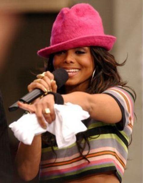Janet Jackson Engagement Ring