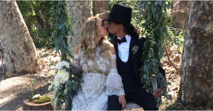 Kimberly Ryan's Wedding Dress   POPSUGAR Fashion