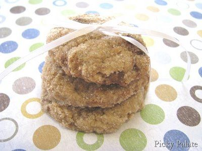 Banana Peanut Butter Cup Cookies | Picky Palate