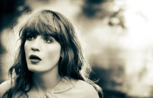 Florence and the Machine!!!