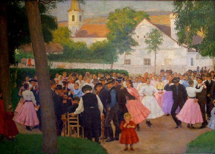 Wedding, Somogytúr | Kunffy Lajos | Rippl - Rónai Megyei Hatókörű Városi Múzeum - Kaposvár | CC BY
