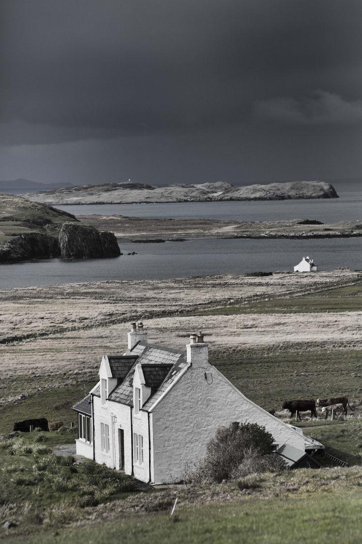 Staffin, Flodigarry. Isle of Skye, Scotland.                                                                                                                                                                                 More
