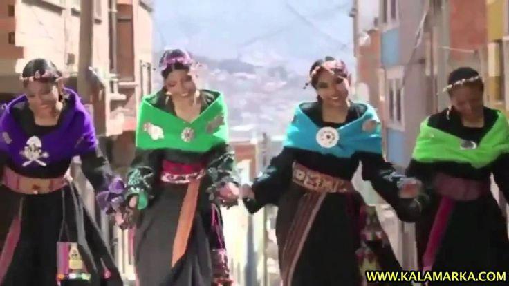 Kalamarka - He venido (HD) TINKU
