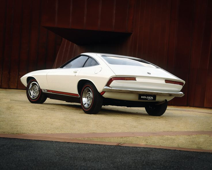 All sizes | 1970 Holden GTR-X Concept Car | Flickr - Photo Sharing!