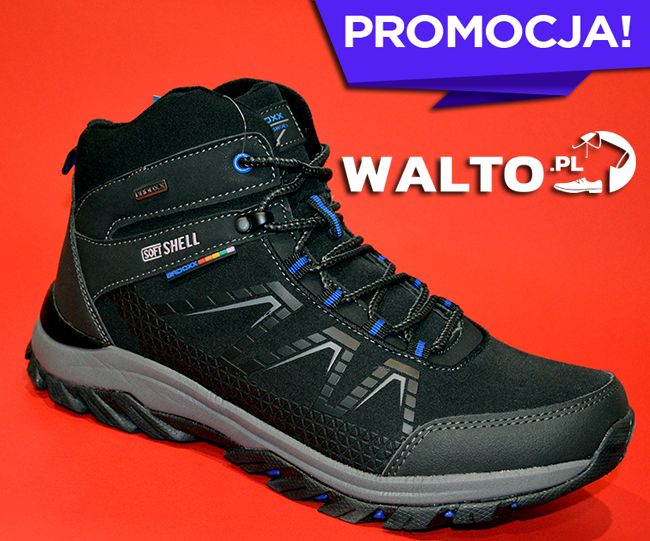 Trapery Zimowe System Softshell Badoxx Softshell Hiking Boots Boots