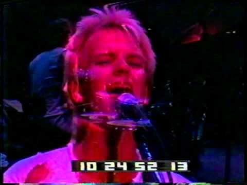 The Police - O, My God (live in Oakland '83)