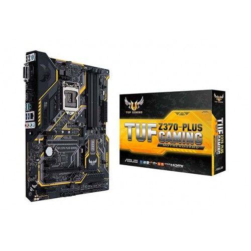 Asus Tuf Z370 Plus 8th Generation Atx Gaming Motherboard
