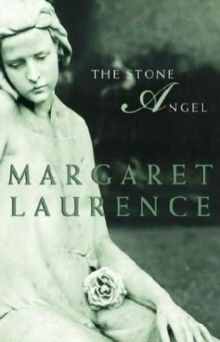 """Margaret Laurence's The Stone Angel is a Canadian classic. It's the story of Hagar Shipley, a 90-year-old woman... She looks back on her life; she contemplates what """"old"""" means...I read this in my 20's, but it moved me deeply...amf."""