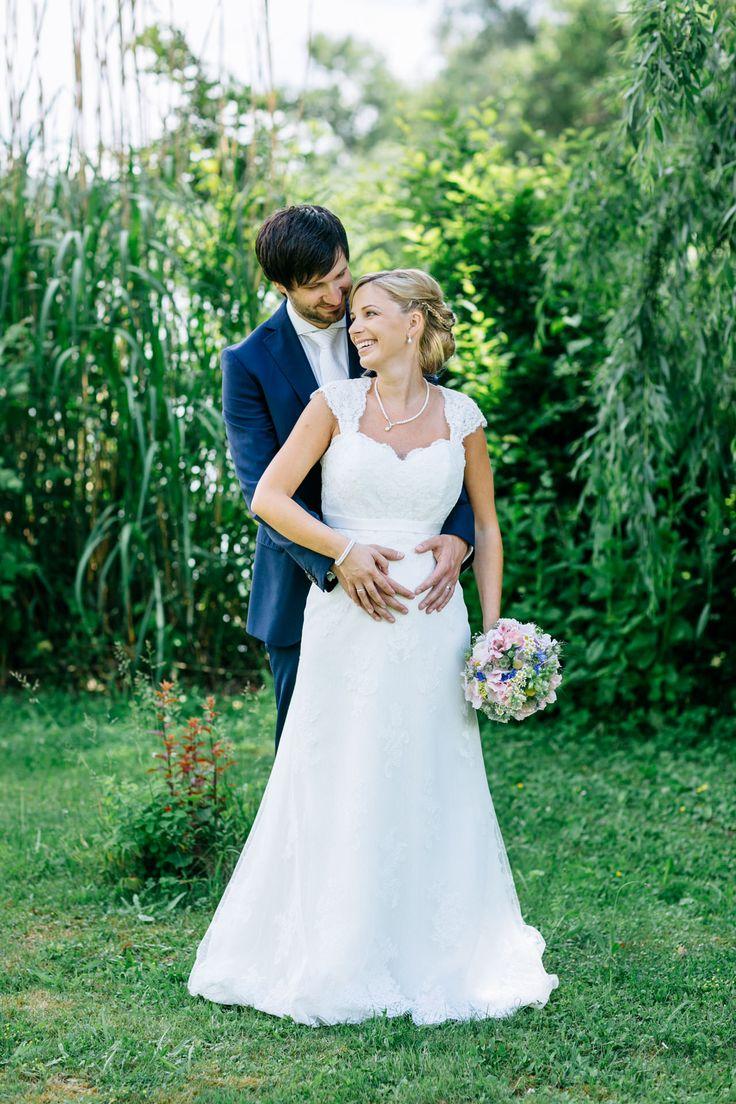 Sommer-Hochzeit auf dem Bauernhof in Dietlingen von Julia Hofmann Fotografie