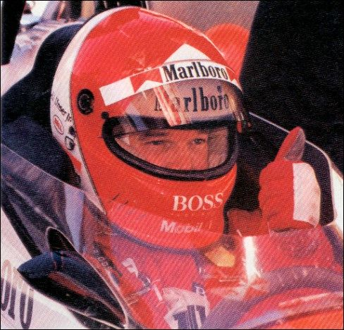 Al Unser Jr.  Indy Car Racing