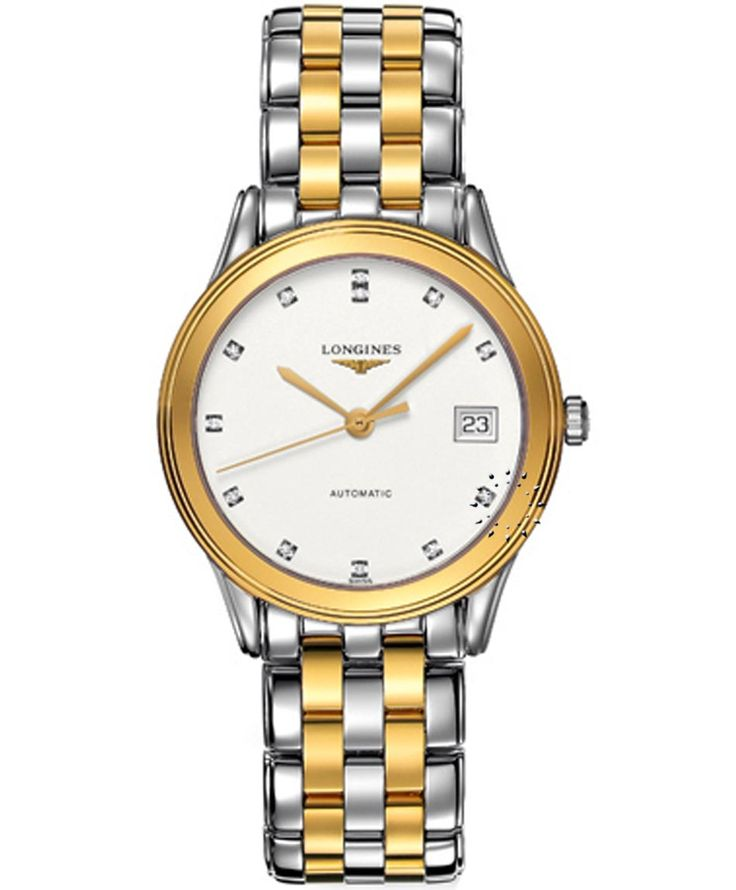 LONGINES Le Grand Ladies Stainless Steel Bracelet Τιμή: 1.400€ http://www.oroloi.gr/product_info.php?products_id=34359
