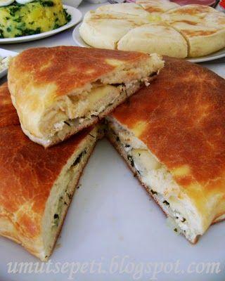 Umut Sepeti – Pratik Yemek Tarifleri – KAHVALTI SOFRASI VE BİR ÇÖREK HİKAYESİ :))