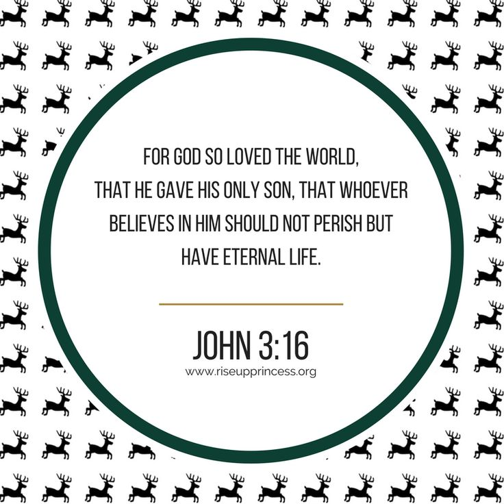 Scripture / God / Jesus / Christmas