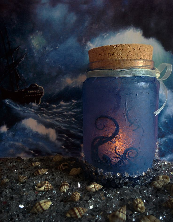Deep Sea Jar, Kraken