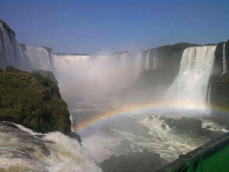 La mejor foto que saque... Cataratas del Iguazu