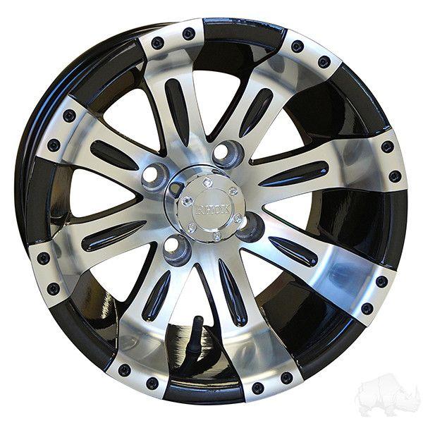 Electric Hub Caps : Best moto metal wheels rims and tires
