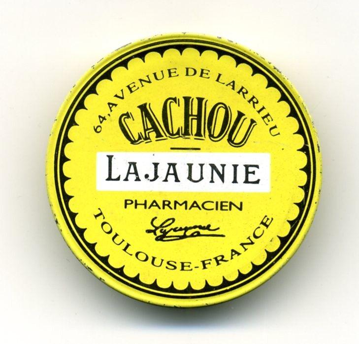 Savez-vous que Le Cachou Lajaunie est fabriqué à Toulouse ? Il est reconnu pour ses actions digestives et ses effets rafraîchissants. On dit qu'une boîte est vendue toutes les 4 secondes ! © Gourmandise sans frontières #visiteztoulouse #toulouse #candy