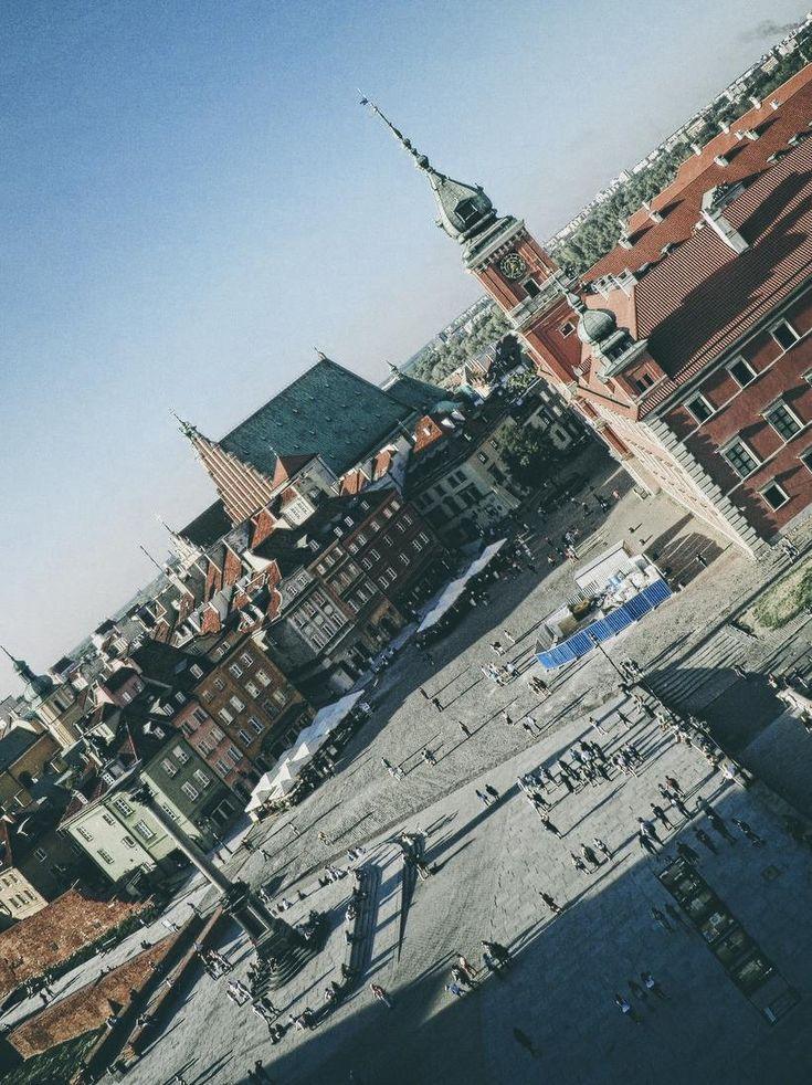 私はこの都市が好きです建築,歴史,人達  私のワルシャワ