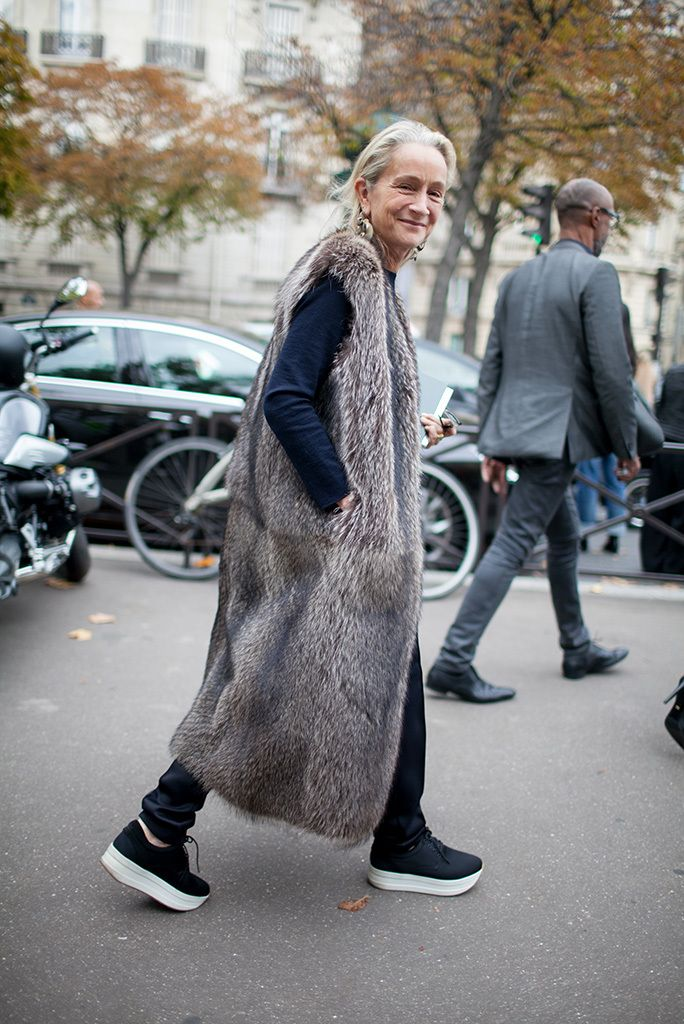 Paris Fashion Week Street Style Photos Spring 2016 | WWD