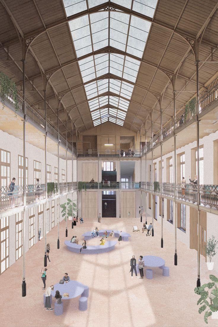 Rabelais – Architekten   – * current aesthetic