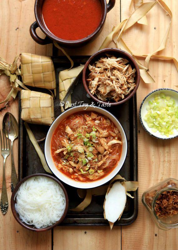Resep Tauto Pekalongan a la Just Try & Taste | Just Try & Taste