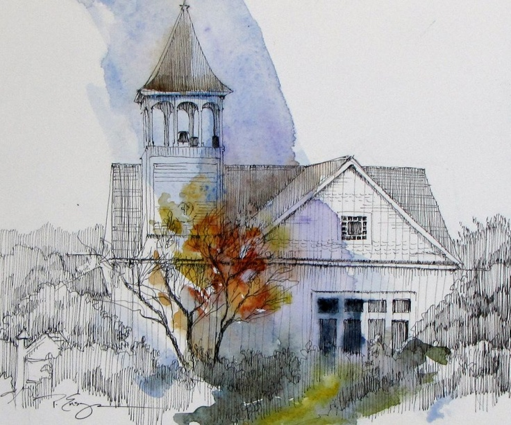 Artwork Pop-up - Eagle Harbor Church