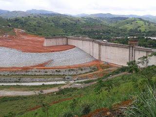 Taís Paranhos: Abertura da dispersora da Barragem de Serro Azul