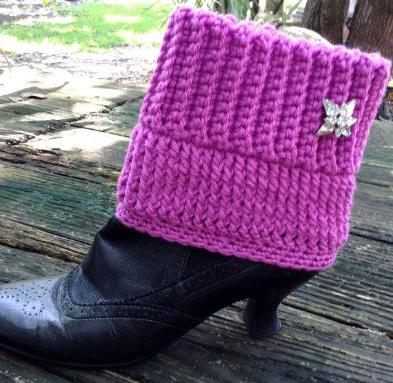 Mejores 52 imágenes de Medias Crochet en Pinterest | Punto de ...