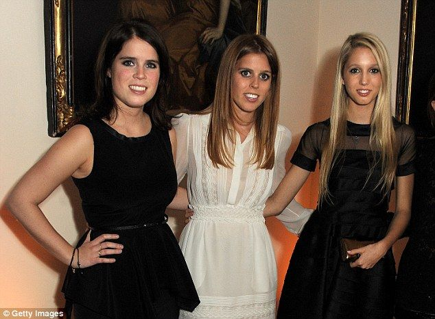 1/25/16.  Princess Beatrice, 27, will speak at the Open Minds forum in Oman. With unconventional parents – the Duke of York, 55, and scatty ex-wife Sarah, 56 – Beatrice is obliged to be open-minded