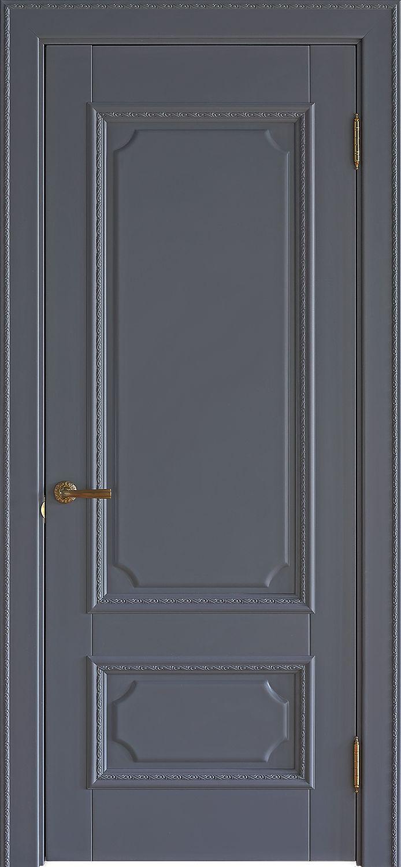 Покраска межкомнатных дверей .Отделка матовая эмаль Цвет по каталогу RAL покраскамдф.рф