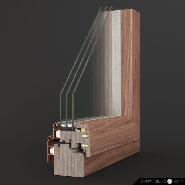 ARTVIZLAB | 13% discount for 3d modeling of windows | 3d@artvizlab.com