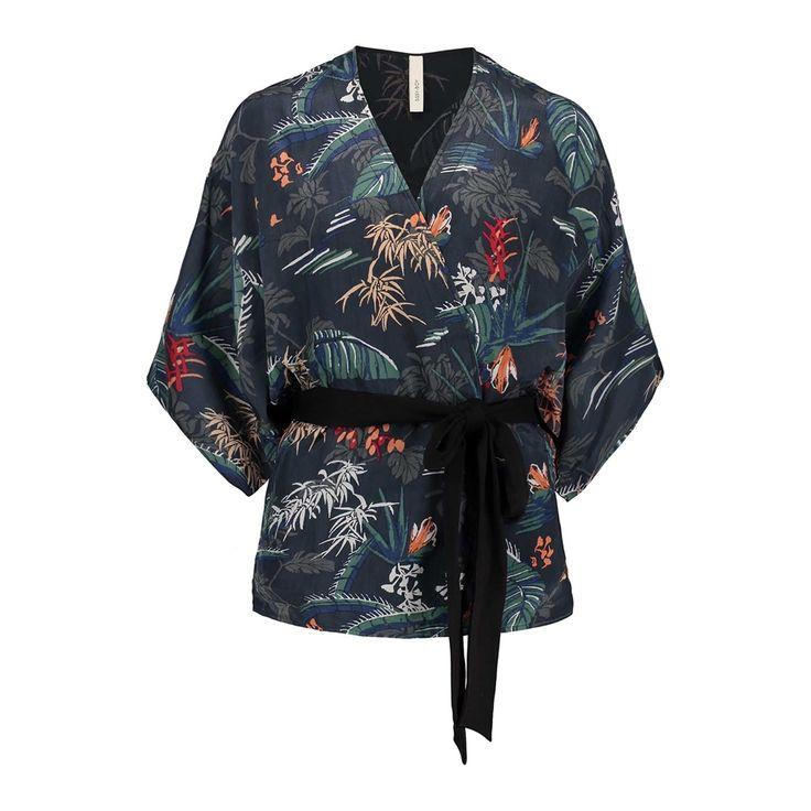Sissy-Boy Kimono jasje print