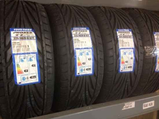 BRAND NEW tyres at PART WORN tyre prices - Hull -