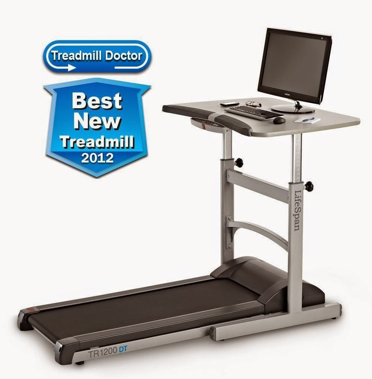 LifeSpan TR1200-DT5 Desktop Treadmill Review