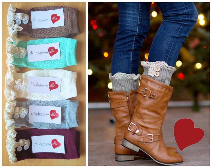 Oh so pretty! These adorable boot cuffs are light weight and incredibly comfy. The crochet cream lace trim will add a soft touch to any of your outfits. We just love the pop of colour too. Find them here: https://www.mademois-elle.co.za/collections/boot-cuffs
