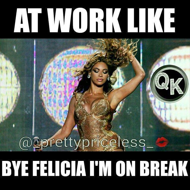 Bye felicia meme mean girls