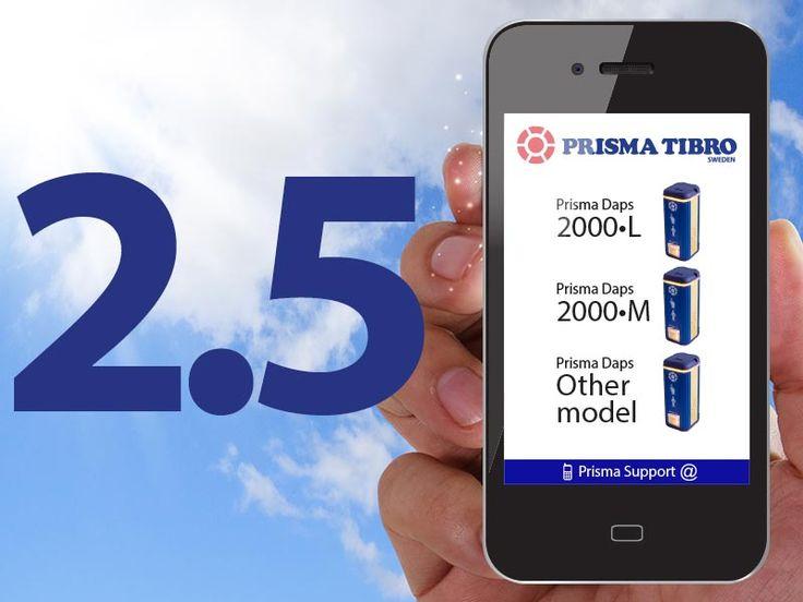 Android-app Prisma Daps 2.5 Är du uppdaterad? Vi förser dig gärna med senaste versionen av Android-appen Prisma Daps 2.5 - den tillhandahålls av enbart Prisma Tibro - ej via t ex Google Play... http://www.prismatibro.se/android-25_170227/ #prismatibro
