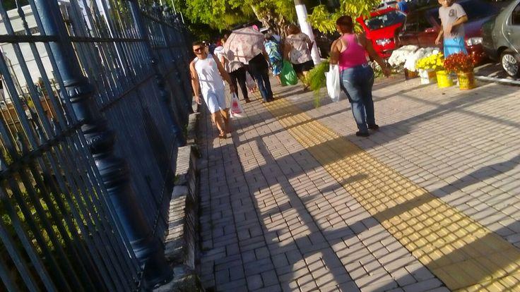 10/05/2015 - Belém, PA, Fiscais plantonistas