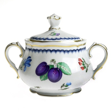 Richard Ginori Sugar Bowl
