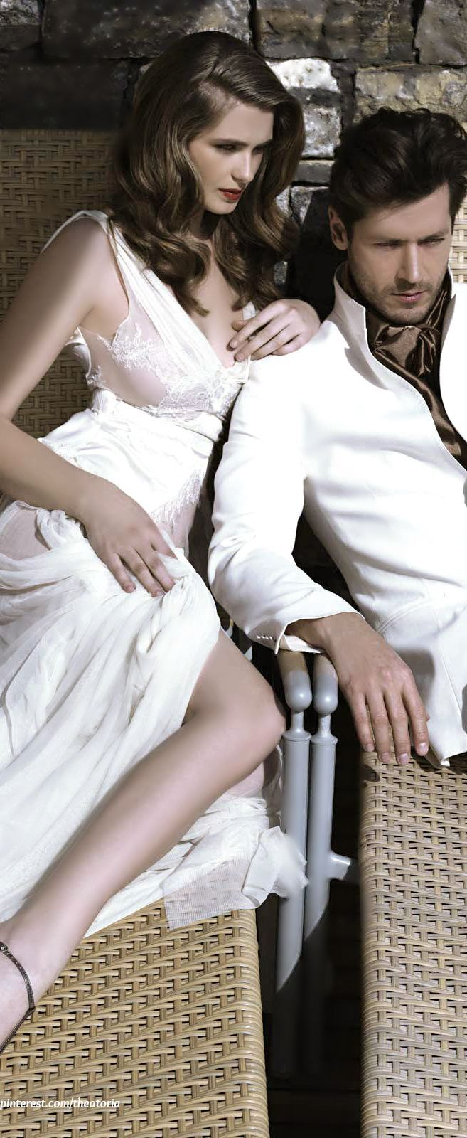the Aristocrats..One of the Couples.. Very Stylish I would have to say via Imgend Bella Donna
