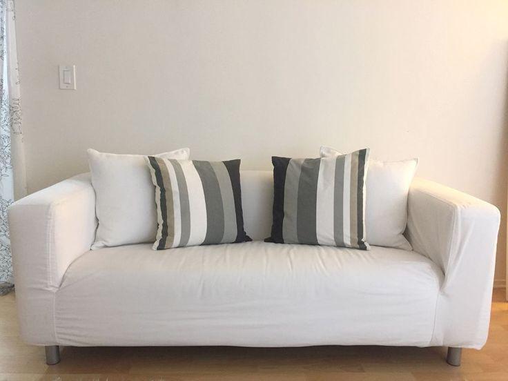 Marvelous IKEA KLIPPAN Loveseat Sofa