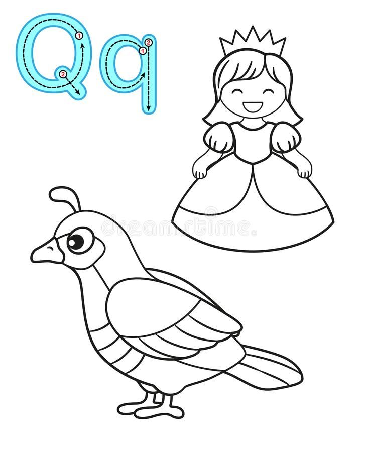 Printable Coloring Page For Kindergarten And Preschool Card For Study English Ve Kindergarten Coloring Sheets Cartoon Coloring Pages Printable Coloring Pages
