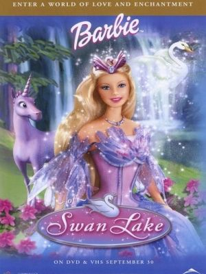 Phim Barbie Hồ Thiên Nga