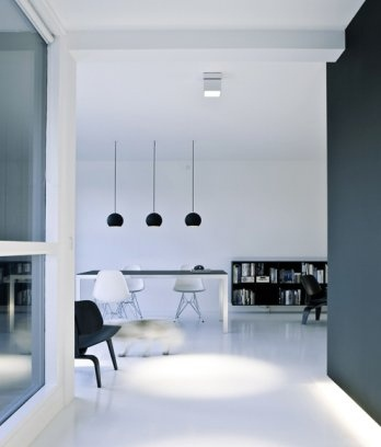 a copenhagen penthouse