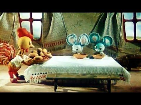 Колосок (1982) - украинская народная сказка - YouTube