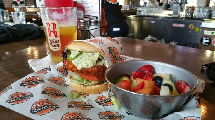 Bad Daddy's Burger Bar - Seaboard - Raleigh, NC, United States