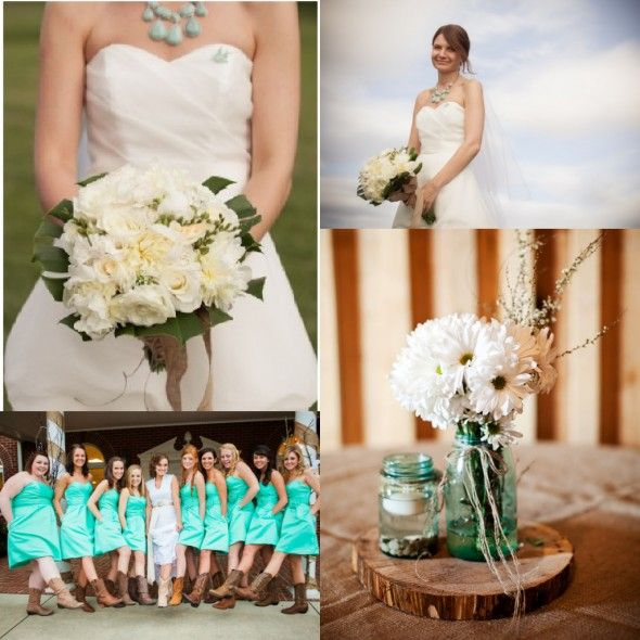 212 best turquoise wedding images on pinterest