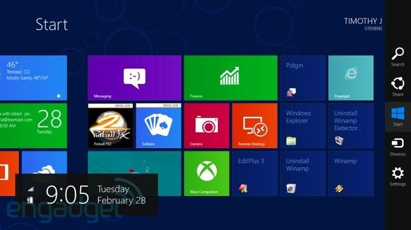 Microsoft Windows 8 Consumer Preview detailed impressions  http://www.engadget.com/2012/02/29/microsoft-windows-8-consumer-preview-detailed-impressions/  #windows8